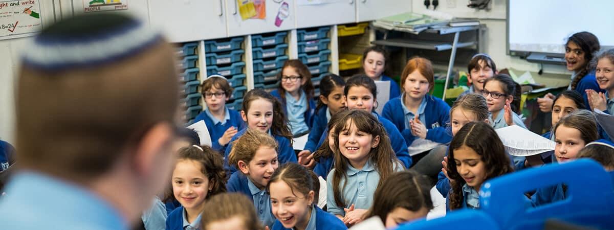 Admissions Sacks Morasha Jewish Primary School