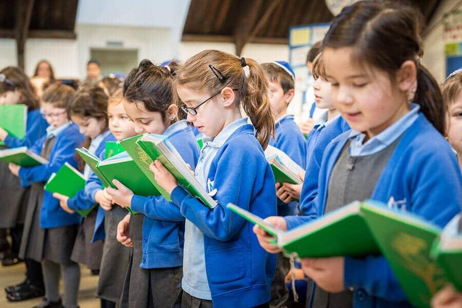 Sacks Morasha Jewish Primary School Finchley North London