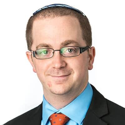 Head of Kodesh/Assistant Headteacher - Mr Justin Kett