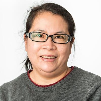 Mealtime Supervisor - Miss Ut Lai