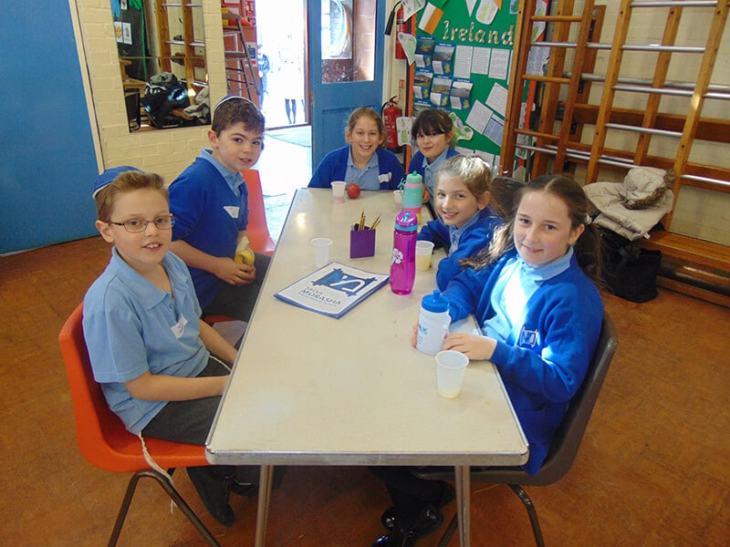 Six children in Year 5 attended an inter-school gifted and talented competition
