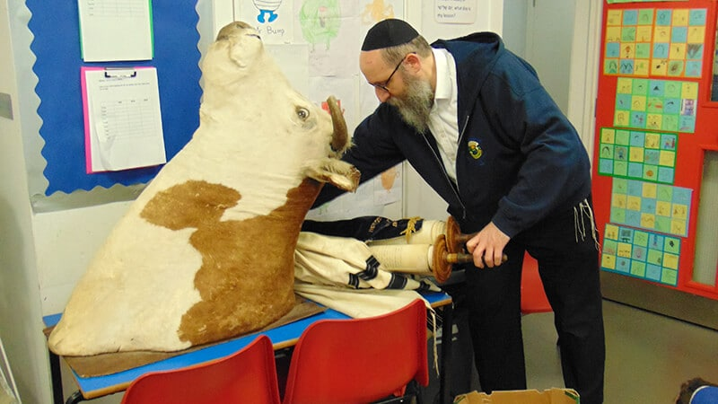 Torah Workshop at Sacks Morasha Jewish Primary School