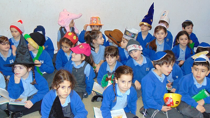 National Book Day at Sacks Morasha Jewish Primary School