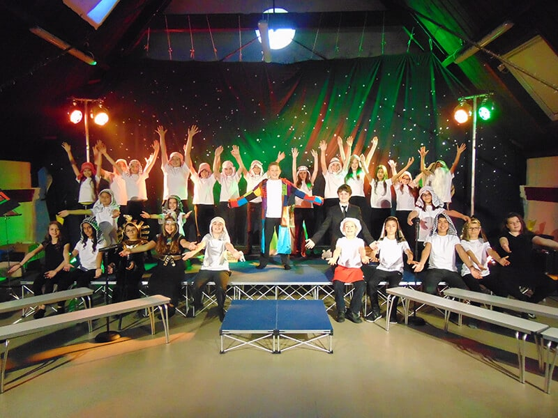 Sacks Morasha Jewish Primary School's production of Joseph