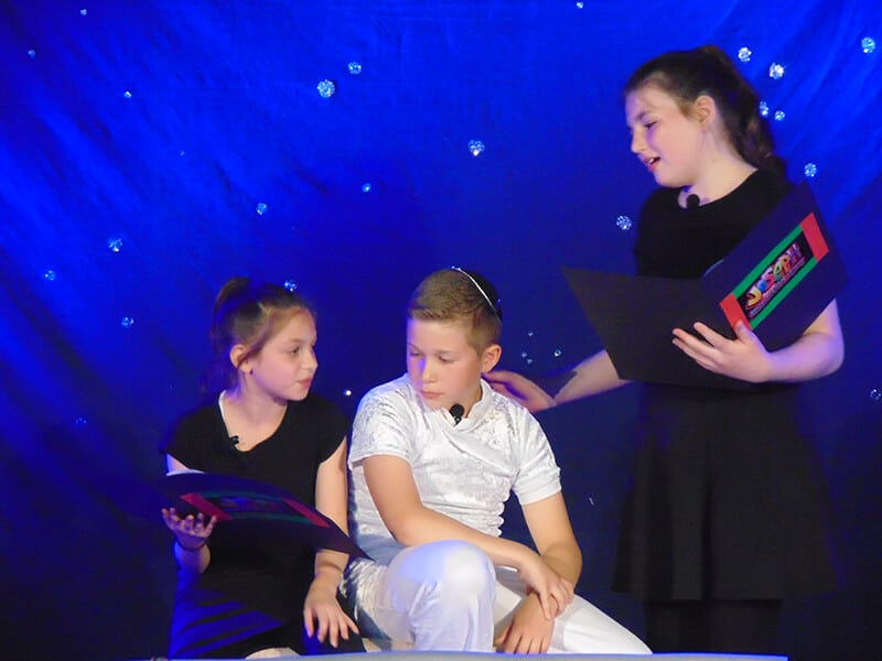Sacks Morasha Jewish Primary School's production of Joseph